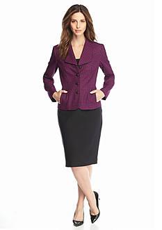 John Meyer Skirt Suit