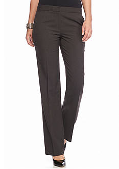 Anne Klein Straight Leg Trouser