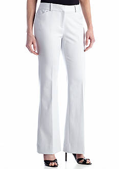 Anne Klein Sateen Stretch Trouser