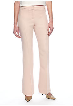 Nine West Suit Crepe Zip Front Pant