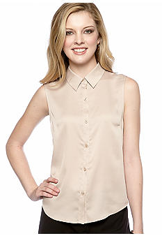 Nine West Suit Sleeveless Blouse
