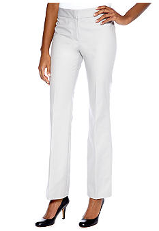 Nine West Suit Modern Fit Solid Dress Pant