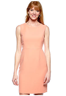 Nine West Suit Pastel Sheath Dress