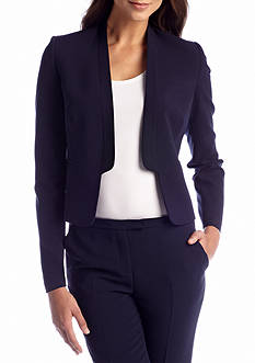 Nine West Taylor Collarless Jacket