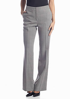 Nine West Suit Houndstooth Pant