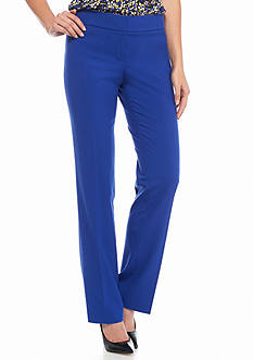 Nine West Flat Front Pants