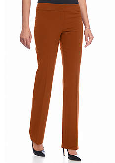 Nine West Straight Stretch Pants