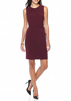 Nine West Belted Dress