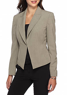 Nine West Stretch Notch Collar Jacket