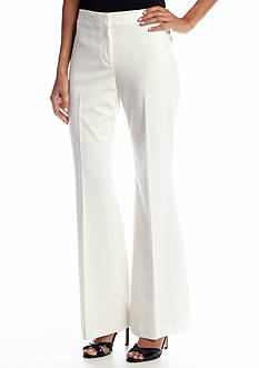 Nine West Solid Trouser