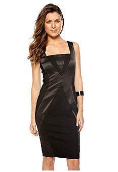Vince Camuto Sleeveless Body-Con Dress