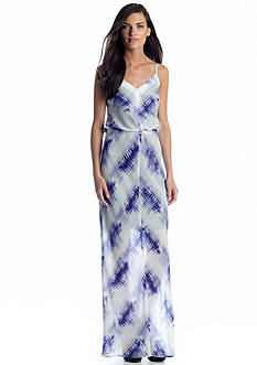 Vince Camuto Tye Dye Maxi Dress