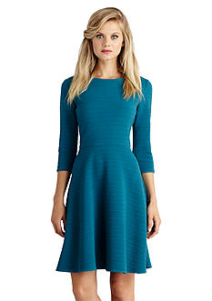 Donna Morgan Fit-and-Flare Dress