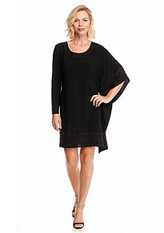 RM Richards Poncho Dress