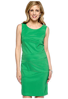 Kim Rogers Sleeveless Sheath Dress