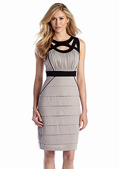 JAX Sleeveless Sheath Dress