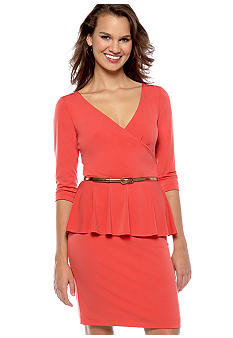 Maggy London Petite Matte Jersey Dress