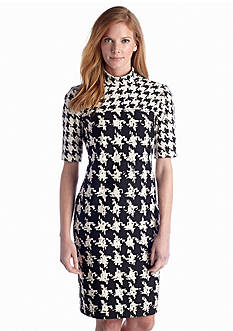 Taylor Printed Sheath Dress
