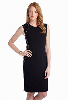 Taylor Sleeveless Sheath Dress