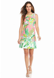 Taylor Floral Printed Shift Dress