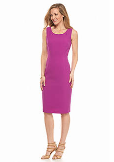 DN Designs by Danny & Nicole Sleeveless Sheath Dress