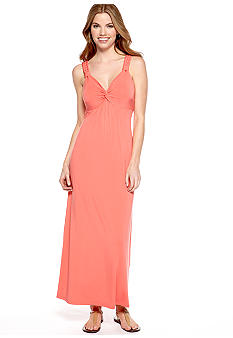 Spense Petite Sleeveless Maxi Dress