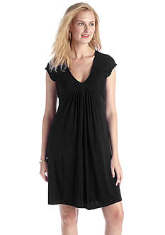 Spense Cap Sleeve Shift Dress