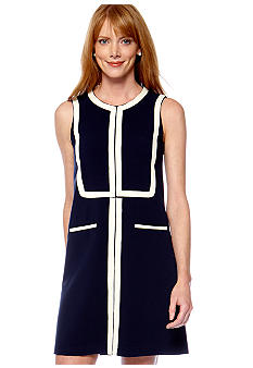 muse Sleeveless Shift Dress