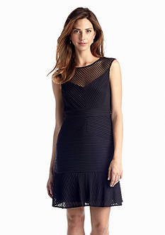 muse Textured Knit Dress