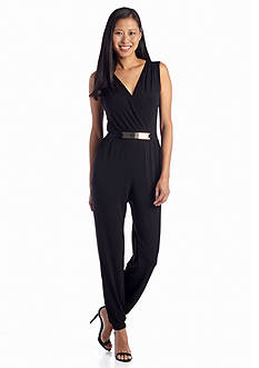 muse Sleeveless Jumpsuit