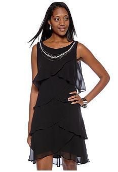 Plus Size Black Dresses Belk Everyday Free Shipping