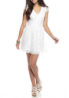 Juniors White Dresses  Belk