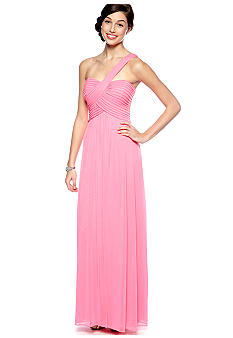 Blondie Nights One Shoulder Gown