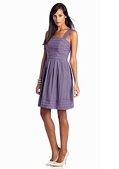 Ivy & Blu/maggy boutique Sleeveless Fit-and-Flare Dress