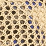 Lennie For Nina Leonard: Sandlewood Lennie for Nina Leonard Three-Quarter Sleeve Crochet Topper