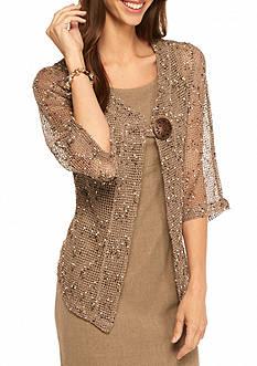 Lennie for Nina Leonard Crochet Topper