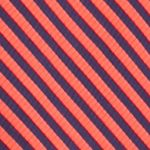 Casual Dresses for Juniors: Coral/Navy Stripe love, FIRE Sleeveless Rib Stripe Dress