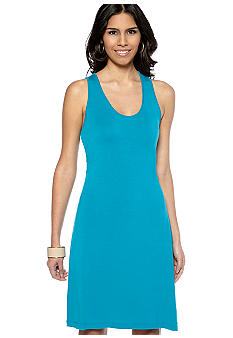 Calvin Klein Racer Back Tank Dress