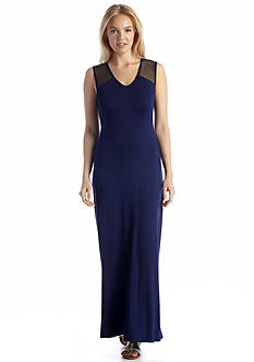 Calvin Klein Sleeveless Maxi Dress