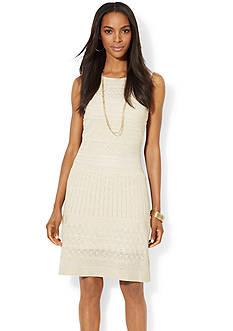 Lauren Ralph Lauren Sleeveless Knit Dress
