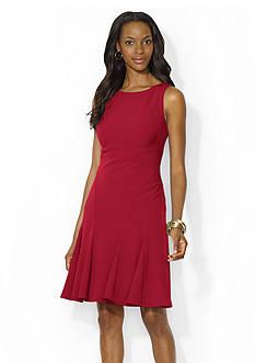 Lauren Ralph Lauren Fit and Flare Dress