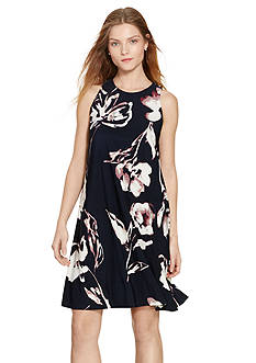 Lauren Ralph Lauren Floral Shift Dress