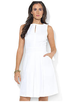 Lauren Ralph Lauren Sleeveless Woven Dress