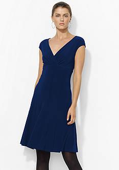 Lauren Ralph Lauren Paneled Skirt Dress<br>