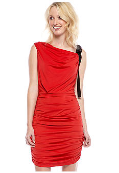 Jessica Simpson Sleeveless Dress with Shoulder Tie