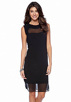 Jessica Simpson Sleeveless Sheath Dress