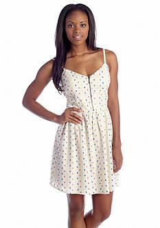 BeBop Clip Dot Dress