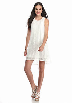 BeBop Allover Lace Dress