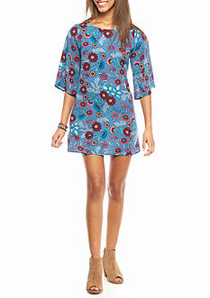 BeBop Floral Print Dress