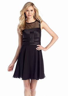 Julia Jordan® Sleeveless Fit and Flare Dress